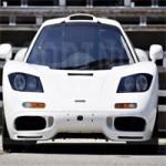 """Ô tô - Xe máy - McLaren F1 màu trắng Marlboro độc có giá """"khủng"""""""