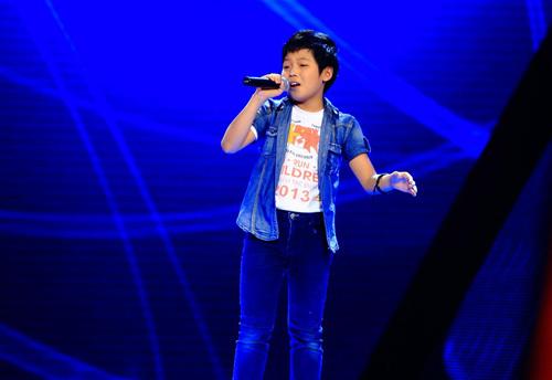 """Cẩm Ly ngỡ ngàng mất """"quý tử"""" The Voice Kids - 5"""