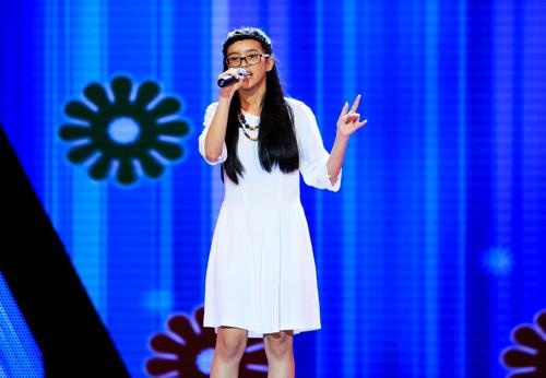 """Cẩm Ly ngỡ ngàng mất """"quý tử"""" The Voice Kids - 6"""