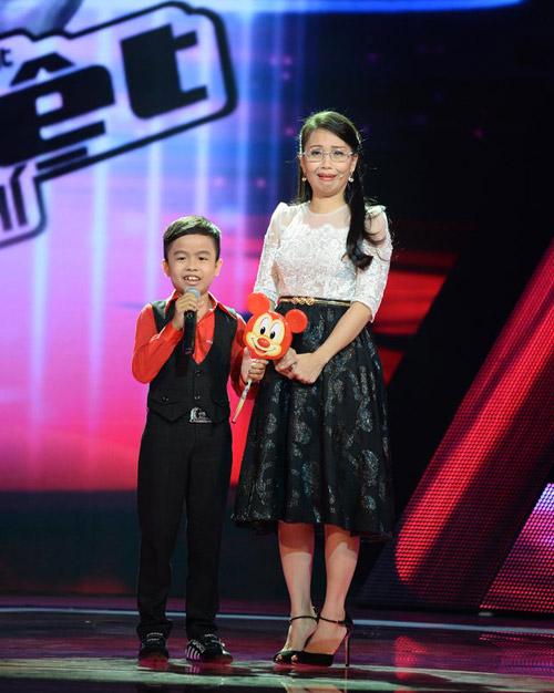 """Cẩm Ly ngỡ ngàng mất """"quý tử"""" The Voice Kids - 2"""