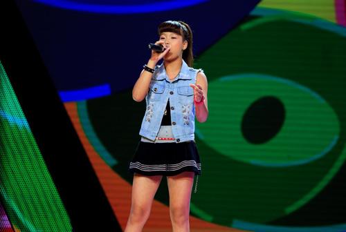 """Cẩm Ly ngỡ ngàng mất """"quý tử"""" The Voice Kids - 9"""