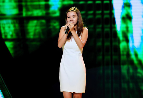 """Cẩm Ly ngỡ ngàng mất """"quý tử"""" The Voice Kids - 11"""