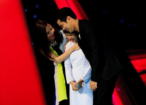 Cô bé quy y hát nhạc Trịnh gây xúc động Giọng hát Việt nhí - 2