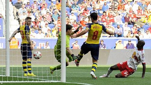 New York Red Bulls - Arsenal: Cảm hứng từ Henry - 1