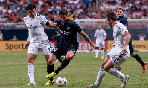 Real - Inter: Cân tài ngang sức - 1