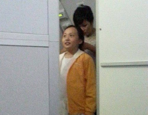 Xuất hiện loạt ảnh được cho là con gái Phương Thanh - 1
