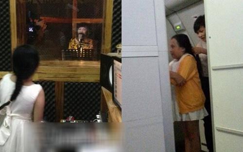 Xuất hiện loạt ảnh được cho là con gái Phương Thanh - 2