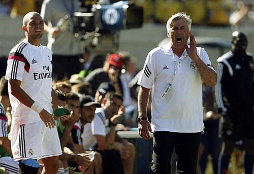 Real không bán Di Maria, chẳng cần thêm tiền đạo - 1