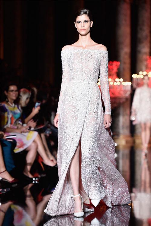 """Những bộ váy cưới xa xỉ khiến bạn phải """"đứng hình"""" - 1"""