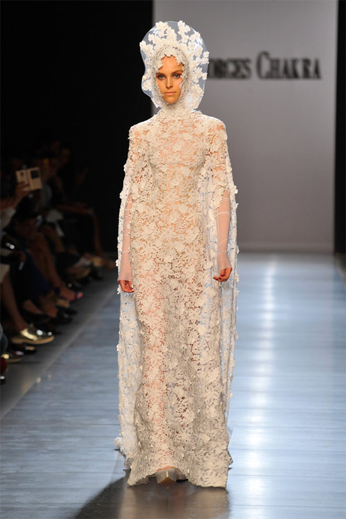 """Những bộ váy cưới xa xỉ khiến bạn phải """"đứng hình"""" - 13"""