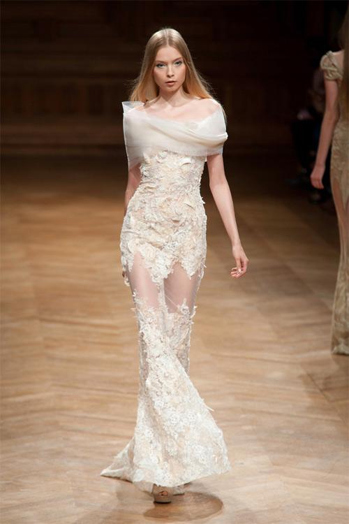 """Những bộ váy cưới xa xỉ khiến bạn phải """"đứng hình"""" - 14"""