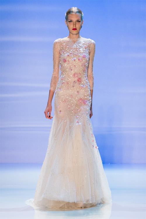 """Những bộ váy cưới xa xỉ khiến bạn phải """"đứng hình"""" - 8"""