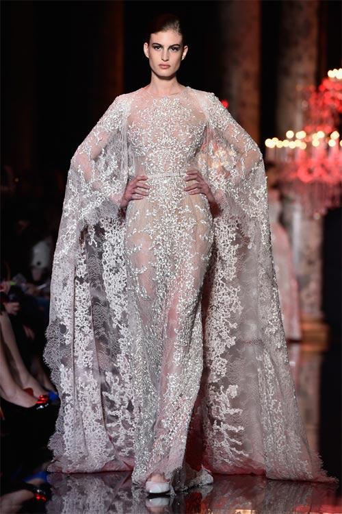 """Những bộ váy cưới xa xỉ khiến bạn phải """"đứng hình"""" - 2"""