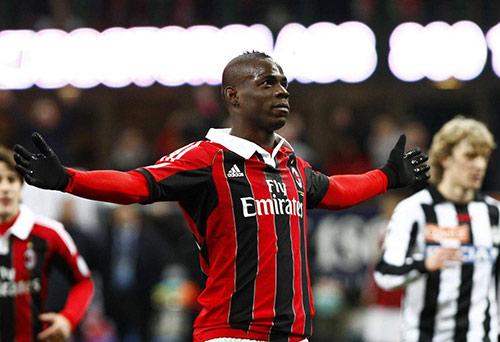 Man City – AC Milan: Tâm điểm Balotelli - 1