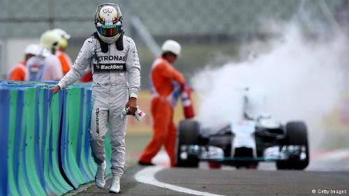 F1 - Hungarian GP: Rosberg đoạt pole, Hamilton xuất phát từ pit - 1