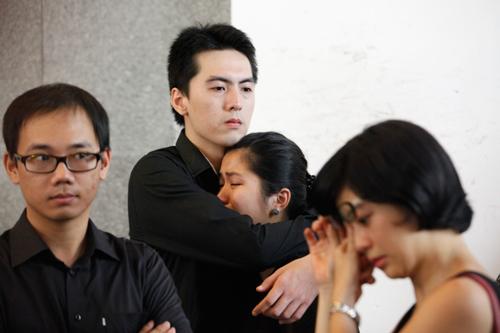 Dòng người tiễn đưa Toàn Shinoda về nơi an nghỉ - 7