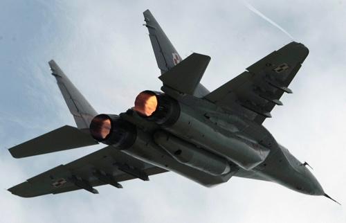 Máy bay chiến đấu rơi ở miền đông nam nước Nga - 1