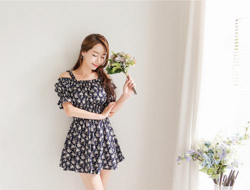 Những mẫu váy mùa hè mát mẻ và tuyệt đẹp - 1