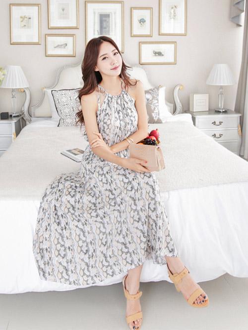 Những mẫu váy mùa hè mát mẻ và tuyệt đẹp - 2