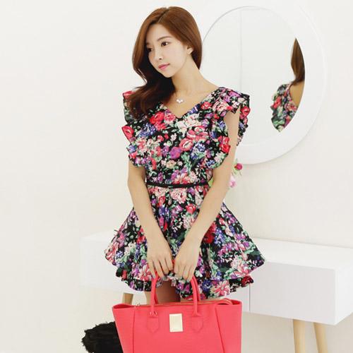 Những mẫu váy mùa hè mát mẻ và tuyệt đẹp - 5