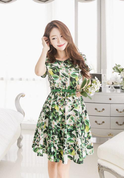 Những mẫu váy mùa hè mát mẻ và tuyệt đẹp - 6