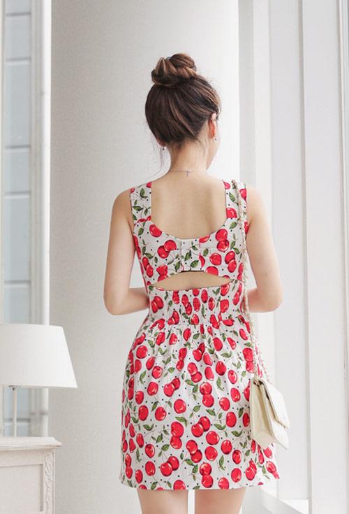 Những mẫu váy mùa hè mát mẻ và tuyệt đẹp - 9