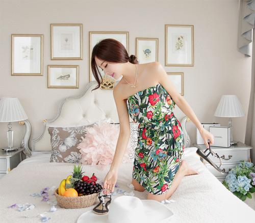 Những mẫu váy mùa hè mát mẻ và tuyệt đẹp - 13
