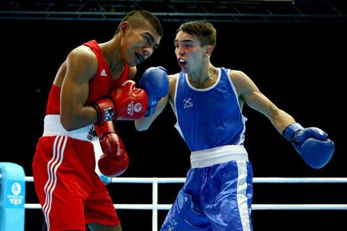Võ sỹ boxing tranh cãi về luật mới không mũ bảo hiểm - 1