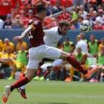 Bóng đá - TRỰC TIẾP Roma - MU: Mưa bàn thắng (KT)