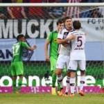 Bóng đá - Bayern - Gladbach: Phân định trên chấm luân lưu