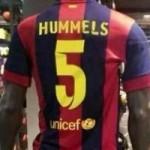 Bóng đá - Rộ tin Barca đã chiêu mộ xong trung vệ Hummels