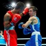 Thể thao - Võ sỹ boxing tranh cãi về luật mới không mũ bảo hiểm