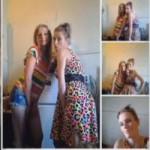 Thời trang Hi-tech - Vào tù vì diện váy ăn trộm và đăng hình lên Facebook