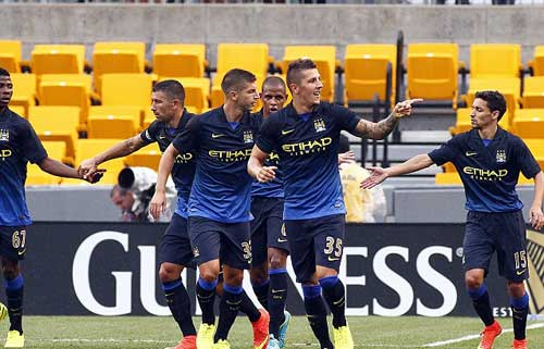 Milan – Man City: Kết cục chóng vánh - 1