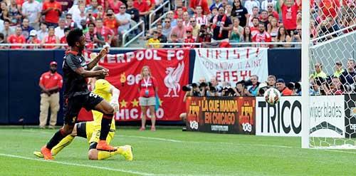Liverpool – Olympiakos: Cuộc đua khó lường - 1