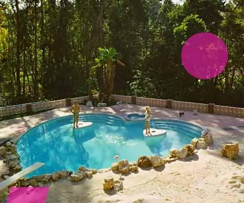 Ngắm 10 bể bơi tráng lệ của các triệu phú - 2