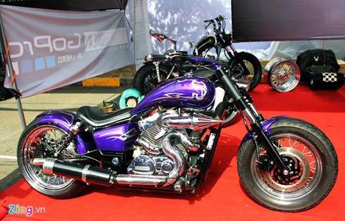 Xe độc tại lễ hội môtô lớn nhất Việt Nam - 2