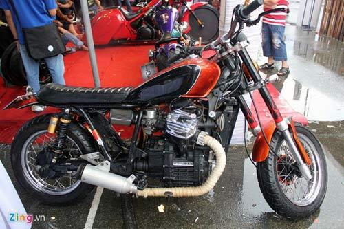 Xe độc tại lễ hội môtô lớn nhất Việt Nam - 11