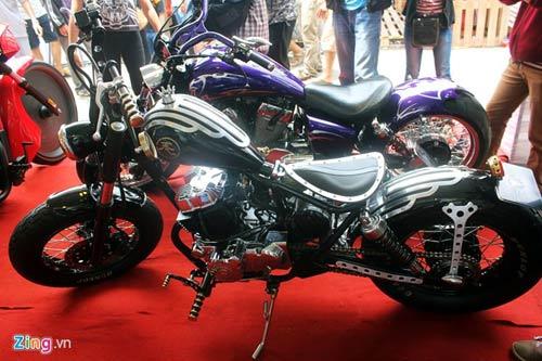 Xe độc tại lễ hội môtô lớn nhất Việt Nam - 3