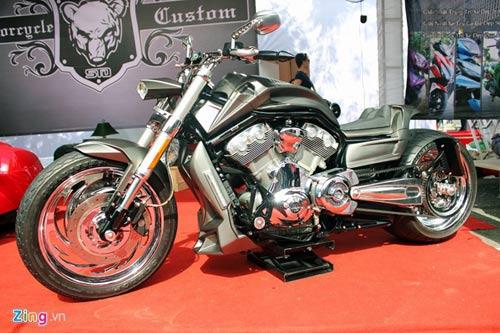 Xe độc tại lễ hội môtô lớn nhất Việt Nam - 5