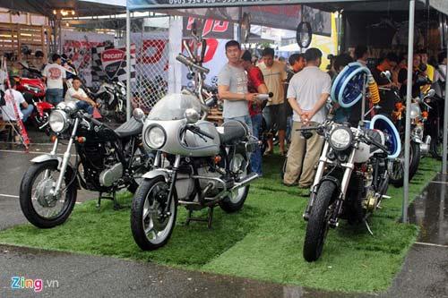 Xe độc tại lễ hội môtô lớn nhất Việt Nam - 6