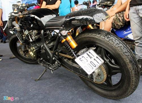 Xe độc tại lễ hội môtô lớn nhất Việt Nam - 9