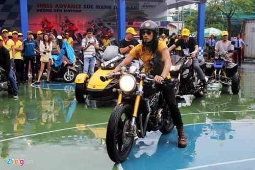 Xe độc tại lễ hội môtô lớn nhất Việt Nam - 10