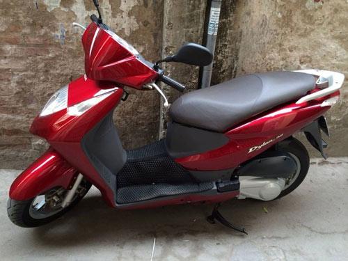 5 xe máy Honda vang bóng một thời ở Việt Nam - 1