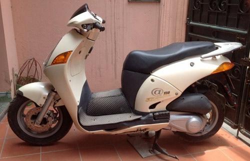 5 xe máy Honda vang bóng một thời ở Việt Nam - 2