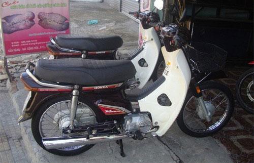 5 xe máy Honda vang bóng một thời ở Việt Nam - 4