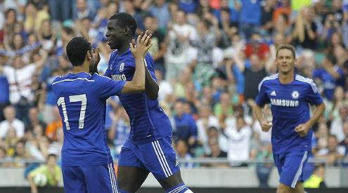 Thắng đối thủ yếu, Mourinho mơ vô địch Premier League - 1