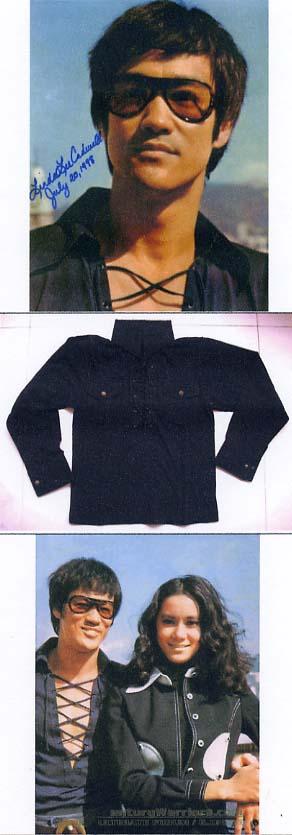 Phong cách thời trang sành điệu của Lý Tiểu Long - 4