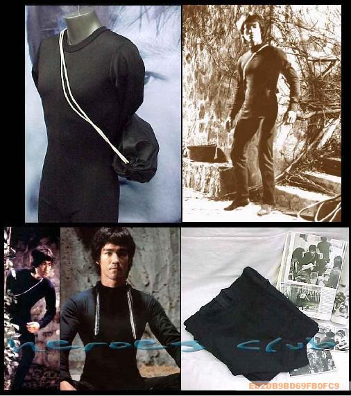 Phong cách thời trang sành điệu của Lý Tiểu Long - 12