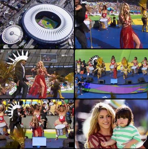 Shakira mang thai con thứ 2 với Gerard Pique - 2